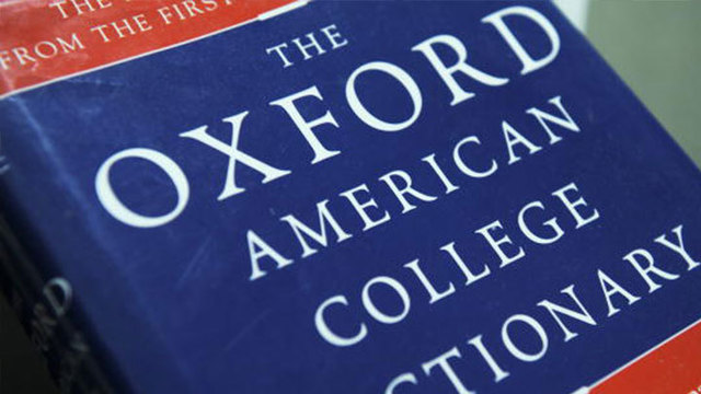 Oxford Dictionary's Adds the Most Millennial Words