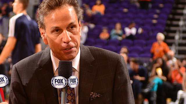Suns' Play-By-Play Broadcaster Steve Albert Retiring