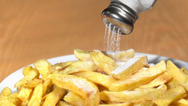 Salty Food Makes You … Hungry?