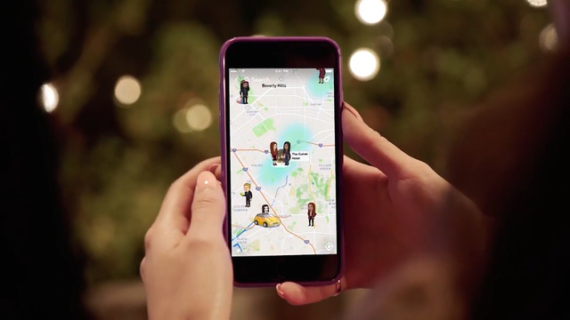 Snap Map Causing Kidnapping Concern