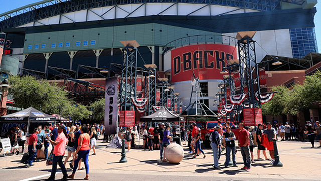 Chase Field in Top 5 for Food Safety Violations