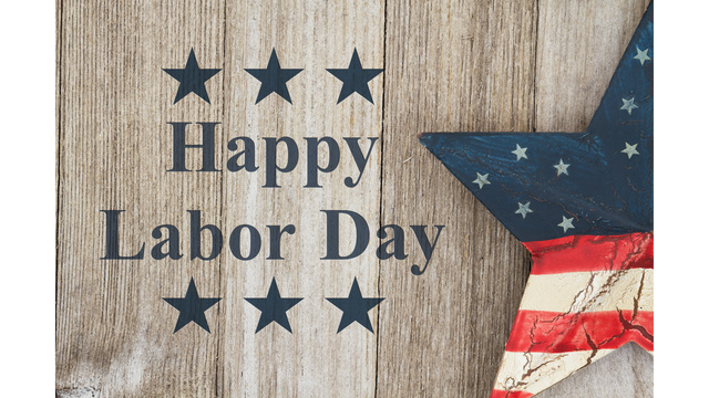 Infographic: Labor Day By The Numbers