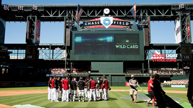 Quick 6 Things to Know About the Diamondbacks Wildcard Game Tonight