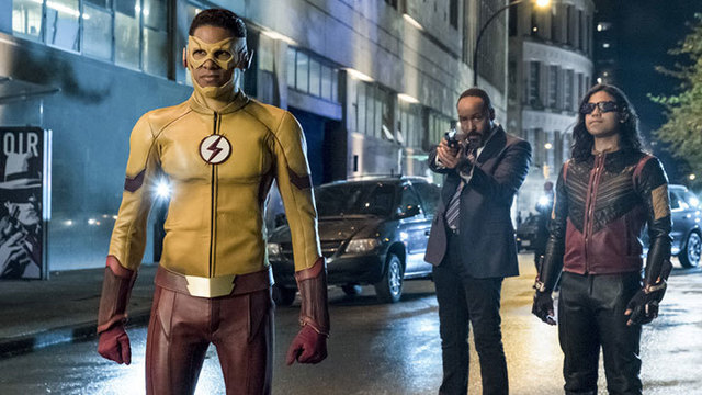 The Flash, DC's Legends: Where We Left Off