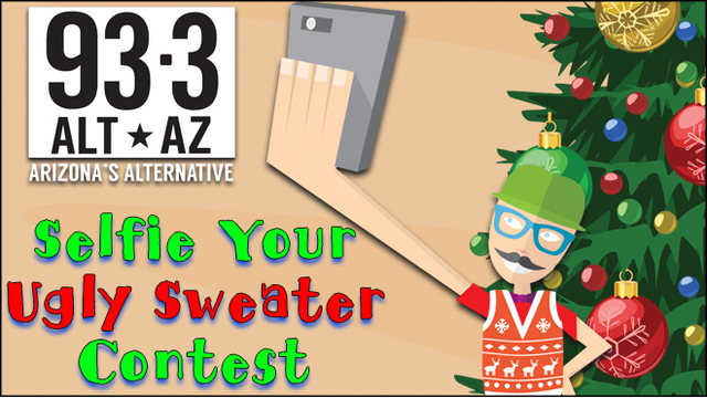 ALT AZ 4th Annual Ugly Sweater Party!