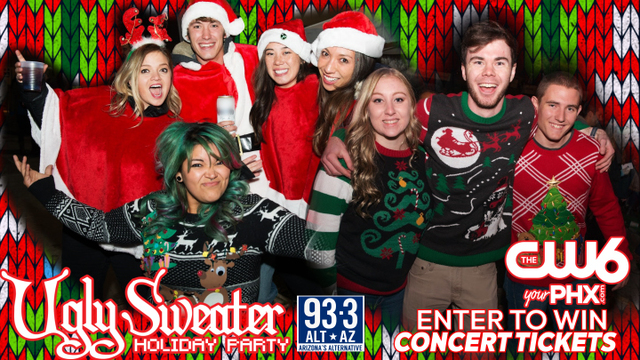 Win Tickets to Alt AZ's 4th Annual Ugly Sweater Party!