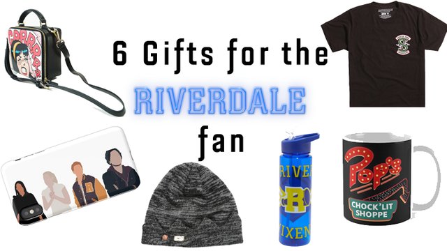 Quick 6 Gifts For Riverdale Fans