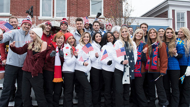 The 'Bachelor Winter Games' Have Finally Arrived